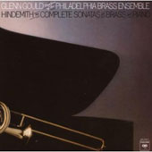 Hindemith: The Complete Sonatas for Brass and Piano
