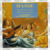 Hasse: Requiem; Miserere