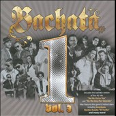 Various Artists: Bachata #1's, Vol. 3