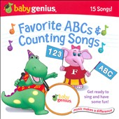 Various Artists: Baby Genius: Favorite ABCs & Counting Songs