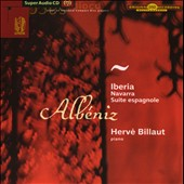 Alb&eacute;niz: Iberia; Navarra; Suite espagnole