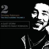 Smokey Robinson: The  Solo Albums, Vol. 2 [Blister]