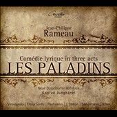 Rameau: Les Paladins