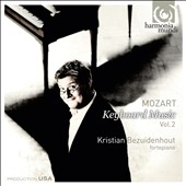 Mozart: Keyboard Music Vol. 2