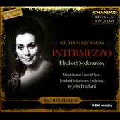 Richard Strauss: Intermezzo / Söderström