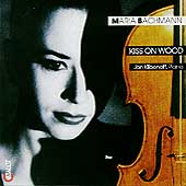 Maria Bachmann - Kiss on Wood / Klibonoff