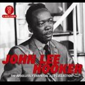 John Lee Hooker: The  Absolutely Essential 3 CD Collection [Digipak]