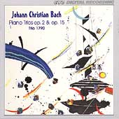J. C. Bach: Piano Trios Op 2 and Op 15 / Trio 1790