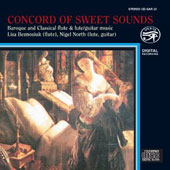 Concord of Sweet Sounds