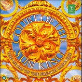 Court of the Sun King / works by Lully, Couperin, Gilles, Grigny, Lalande, et al. [10 CDs]