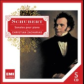 Schubert: Piano Sonatas / Christian Zacharias
