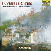 Invisible Cities / Quink Vocal Ensemble