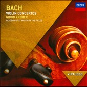 Bach: Violin Concertos / Gidon Kremer, violin - ASMF
