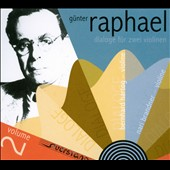 Gunter Raphael, Vol. 2: Dialogues for Two Violins