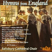 Hymns from England / Salisbury Cathedral Choir