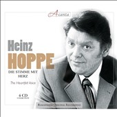 The Heartfelt Voice - Heinz Hoppe, tenor [4 CDs]