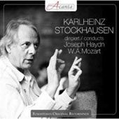 Stockhausen Conducts Haydn and Mozart / Radio Symphony Orchester Berlin