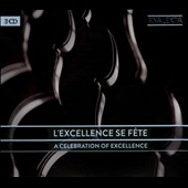 A Celebration of Excellence [3 CDs]