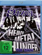 Saxon: Saxon: Heavy Metal Thunder - Live [Blu-Ray]
