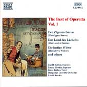 The Best of Operetta Vol 1