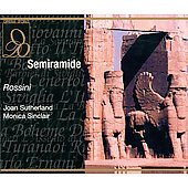 Rossini: Semiramide / Bonynge, Sutherland, Sinclair, et al