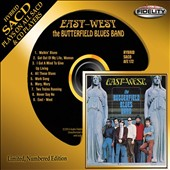 Paul Butterfield/The Paul Butterfield Blues Band: East-West [SACD]