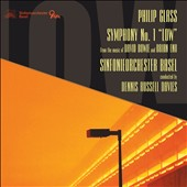 Dennis Russell Davies (Piano/Conductor): Philip Glass: Symphony No. 1