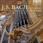 Bach: Complete Organ Music, Vol. 2