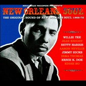 Various Artists: New Orleans Soul: The Original Sound of New Orleans Soul 1966-76