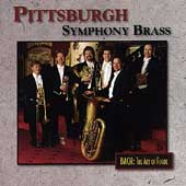 Bach: The Art of Fugue for Brass / Pittsburgh Symphony Brass