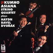 Haydn, Ravel, Dvorak / Kumho Asiana String Quartet