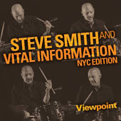 Steve Smith (Drums)/Vital Information: Viewpoint [Digipak] *