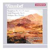 Stanford: Symphony no 4, etc / Handley, Ulster Orchestra