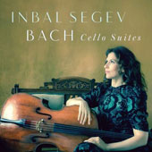 J.S. Bach: Cello Suites (6), BWV 1007 - 1012 / Inbal Segev, cello