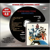 Sly & the Family Stone: Greatest Hits [SACD] [Slipcase]