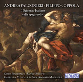 Andrea Falconieri (1585-1656) & Filippo Coppola (1628-1680):