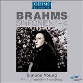 Brahms: Symphonies, complete (4) / Philharmonisches Staatsorchester Hamburg, Simone Young