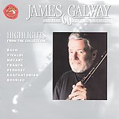Galway: Sixty Years - Sixty Flute Masterpieces - Highlights