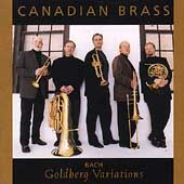 Bach: Goldberg Variations / Canadian Brass