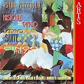 Piazzolla: Histoire du Tango, etc / Catemario, Casares, etc