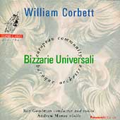 Corbett: Bizzarie Universali / Roy Goodman