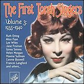 Various Artists: The First Torch Singers, Vol. 3: 1935-1940