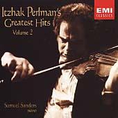 Itzhak Perlman - Greatest Hits Vol 2