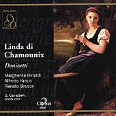 Donizetti: Linda di Chamounix / Gavazzeni, Fraus, et al