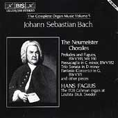 Bach: The Complete Organ Music Vol 5 / Hans Fagius