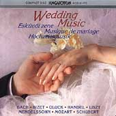 Wedding Music- Bach, Bizet, Gluck, Handel, etc