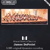 Malm&#246; Symphony Orchestra / James DePreist