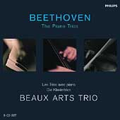 Beethoven: Piano Trios / Beaux Arts Trio