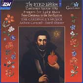The Byrd Edition Vol 7 /Carwood, Skinner, Cardinall's Musick