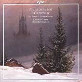 Schubert: Winterreise / Christian Elsner, Henschel Quartet
